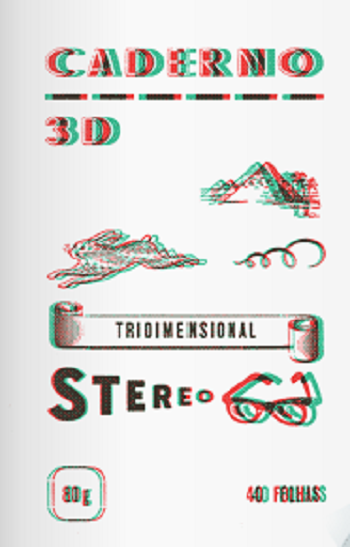 CADERNO 3D