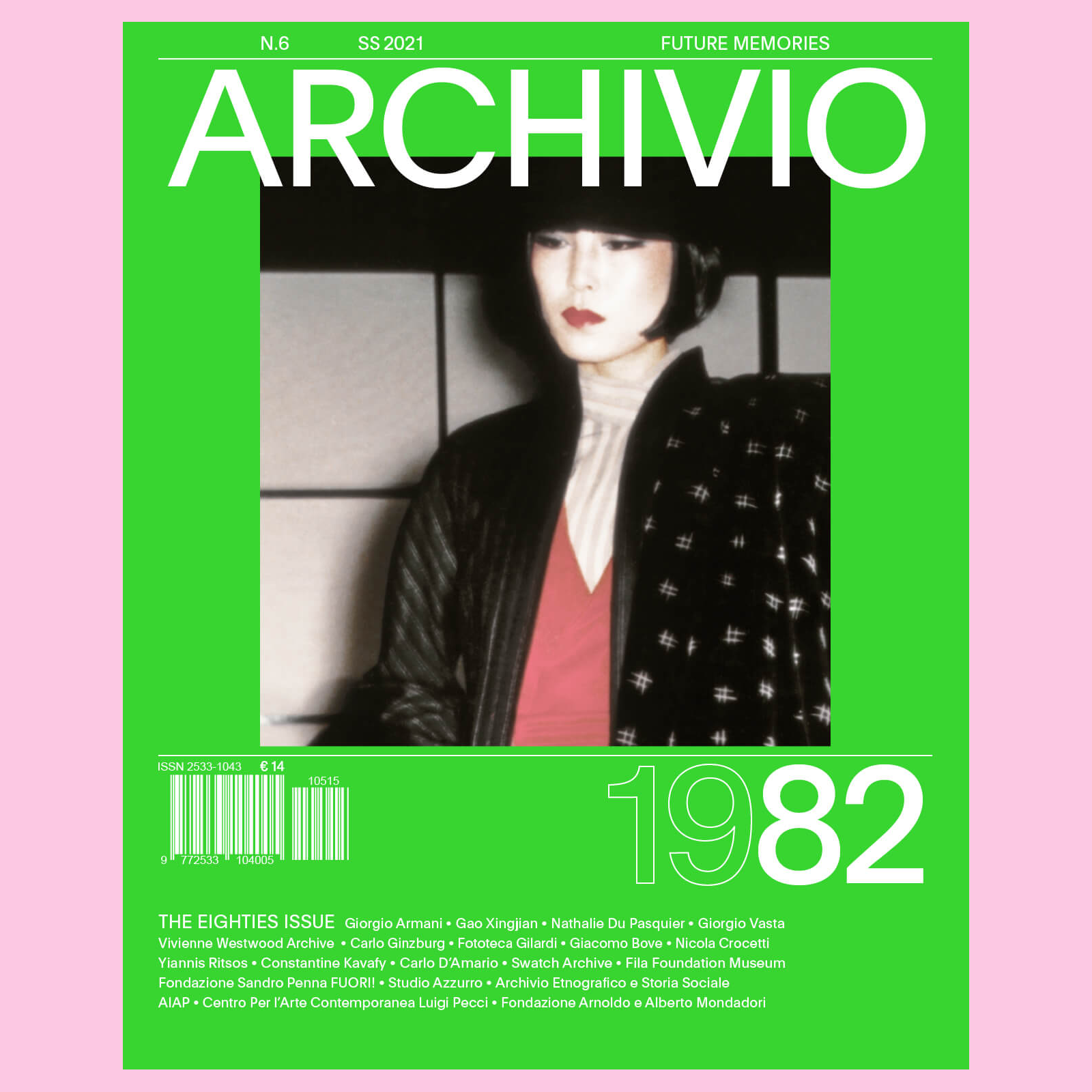Issue 6: The Eighties Issue