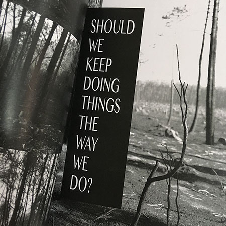 Should We Keep Doing Things The Way We Do?