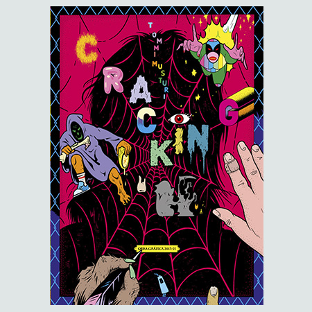 Cracking - Obra Grafica 2013-2021