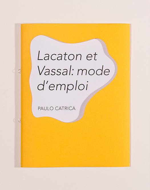 Lacaton Et Vassal : Mde D'Emploi