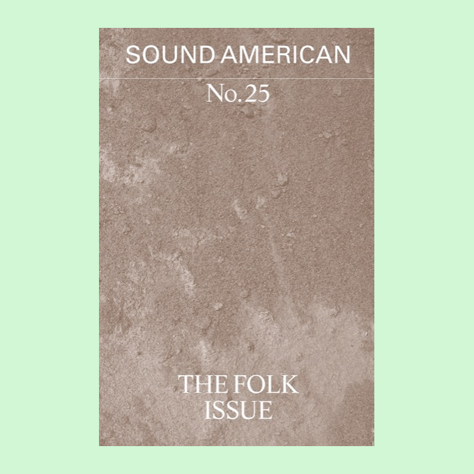 No. 25 - The Folk Issue