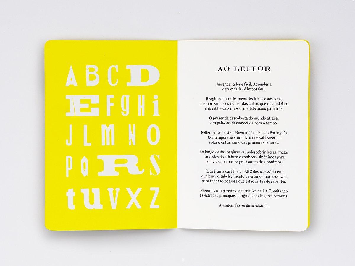 Novo Alfabet�rio do Portugu�s Contempor�neo