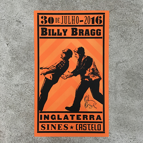 BILLY BRAG