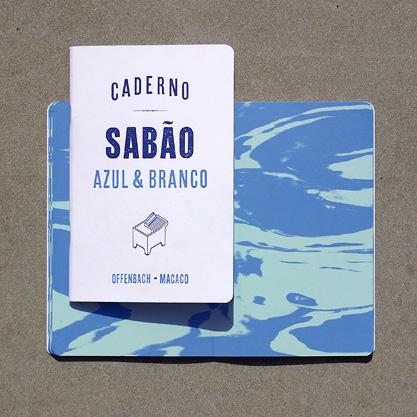 CADERNO SABAO