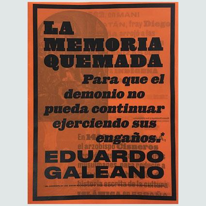 La Memoria Quemada