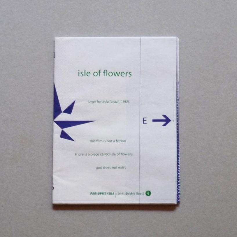 ISLE OF FLOWERS – PAOLOPIEGHINA #3