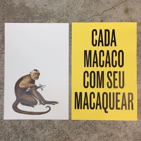 Macacos Print