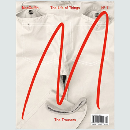 ISSUE 07 - The Trousers