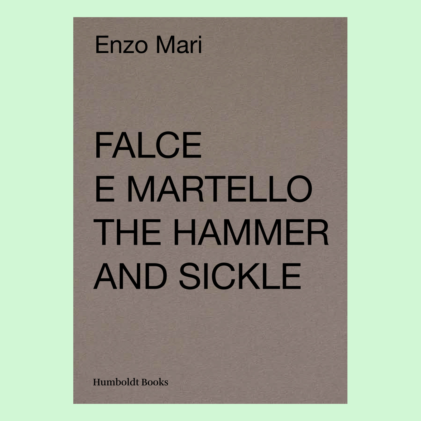Falce e martello / The Hammer and Sickle