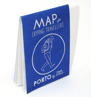MAP FOR CRYING TRAVELLERS - PORTO