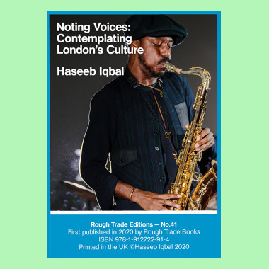 Noting Voices: Contemplating London's Culture