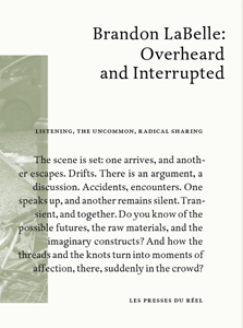 OVERHEARD AND INTERRUPTED