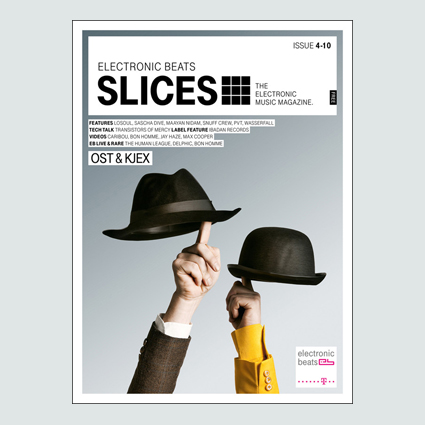 Slices - The Electronic Music Magazine. Issue 4-10